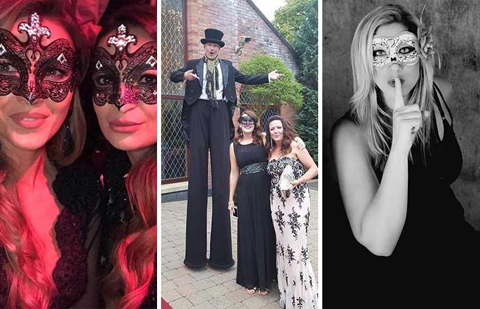 4. Masquerade Party