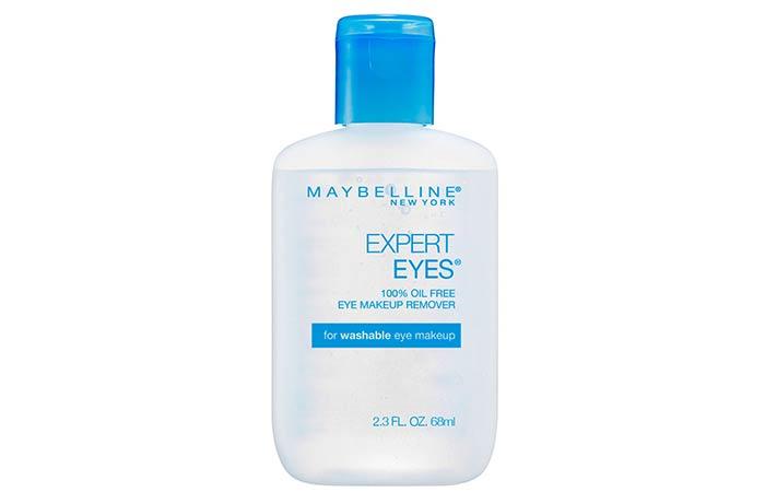 Maybelline Expert Eyes Oil-Free Eye Makeup Remover-Средства Для Снятия Макияжа
