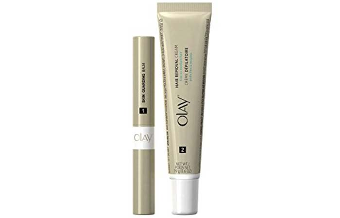 Best Hair Removal Creams - Olay Smooth Finish Facial Hair Removal