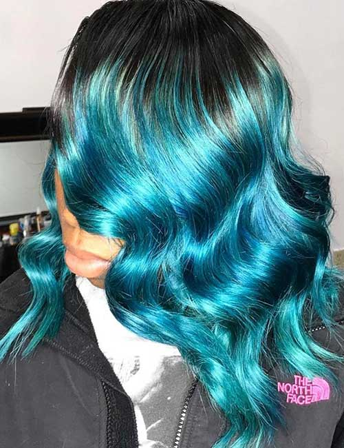 5. Aquamarine Waves
