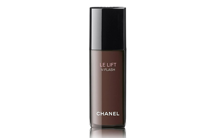 Neck Firming Creams - Chanel Le Lift V-Flash