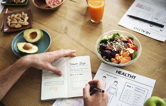 Stick To a Diet - Plan Your Diet