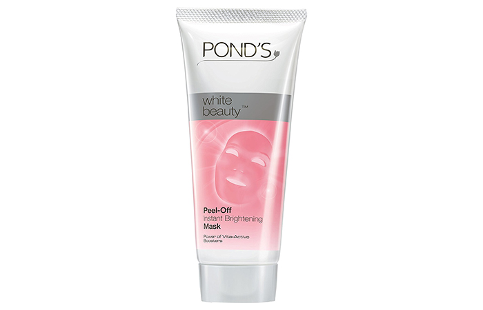 Best Peel Off Masks - Pond's White Beauty Peel Off Mask