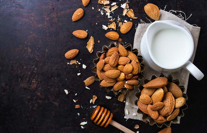 6. Almond Puree