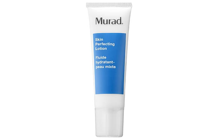6. Murad Skin Perfecting Lotion