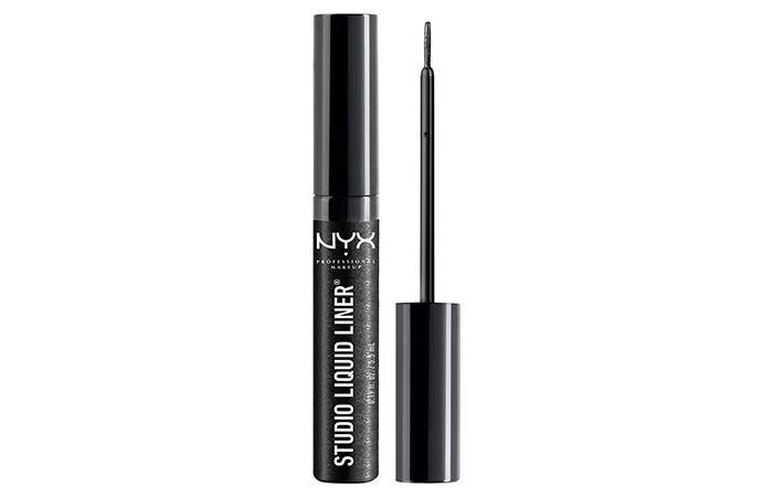 Best Selling Drugstore Liquid Eyeliners - 6. NYX Studio Liquid Liner