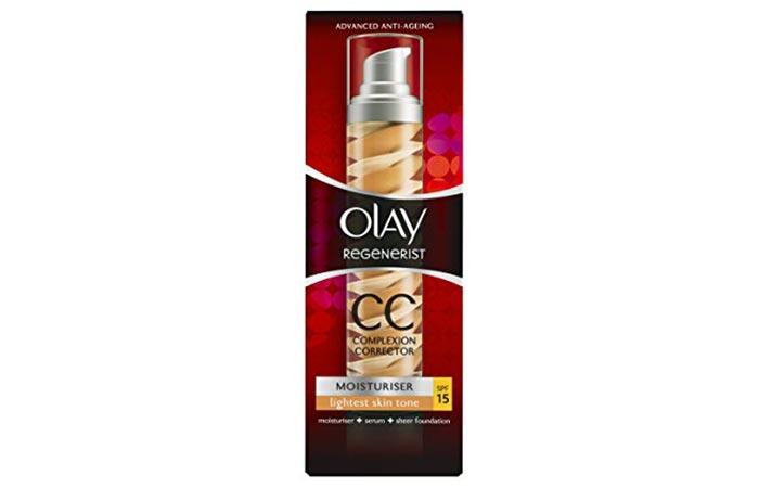 6. Olay Regenerist CC Complexion Corrector
