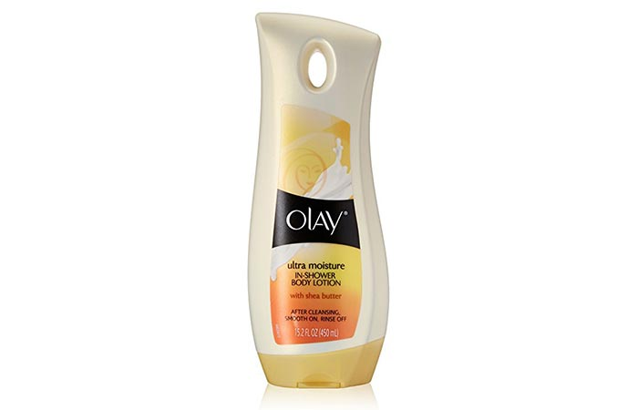 In-Shower Body Lotion - Olay Ultra Moisture In-Shower Body Lotion