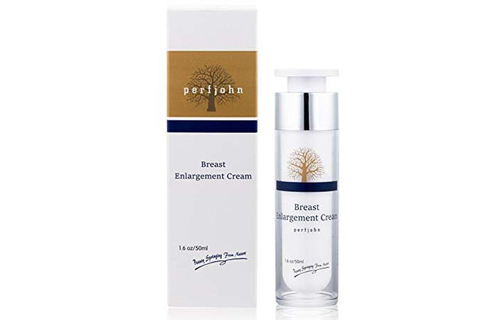 6. Perfjohn Breast Enlargement Firming Lifting Bust Cream
