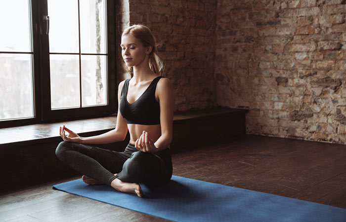 6. Yoga And Exercise