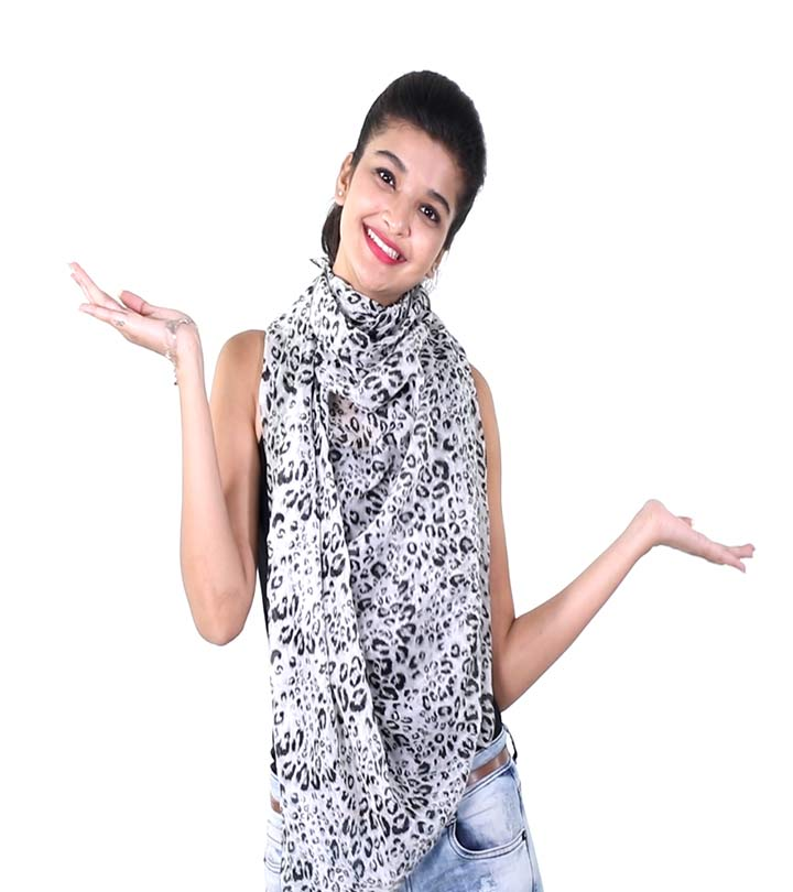 7 Stylish And Unique Ways To Wear A Scarf – A Step By Step Guide