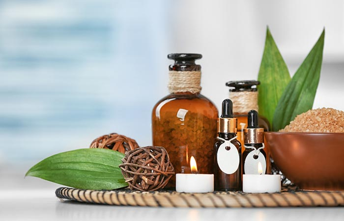 7. Essential Oils