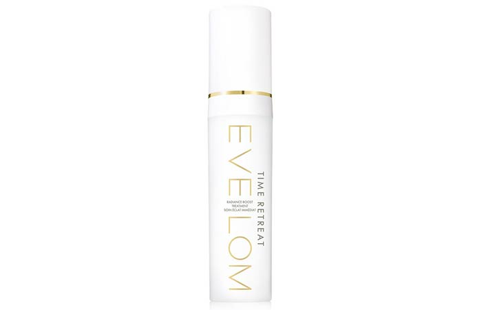 7. Eve Lom Time Retreat Radiance Boost