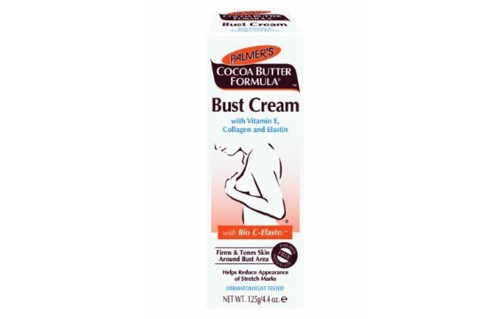 7. Palmer's Cocoa Butter Formula Bust Cream