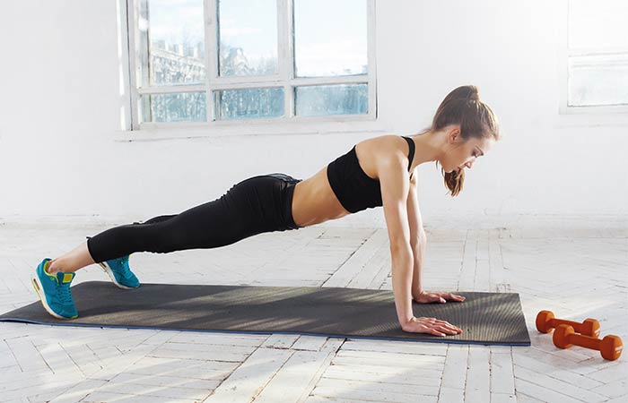 Fat Burning HIIT Workouts - Push-ups