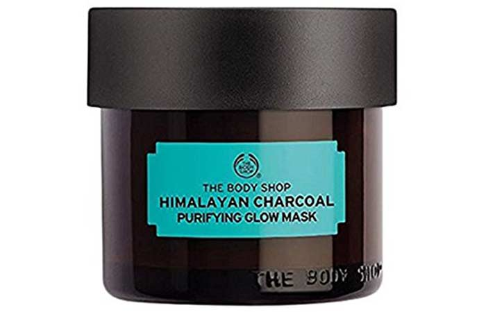 Best Charcoal Face Masks - The Body Shop Charcoal Body Clay