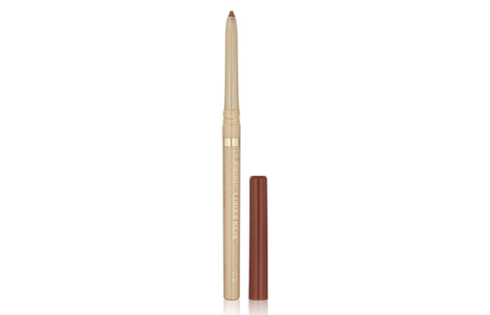 8. L'Oreal Paris Color Riche Lip Liner - Best Drugstore Lip Liner