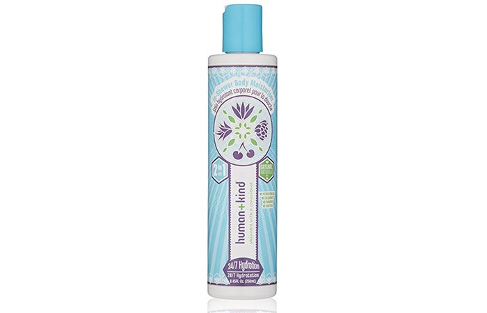 In-Shower Body Lotion - Human + Kind In-Shower Body Moisturizer