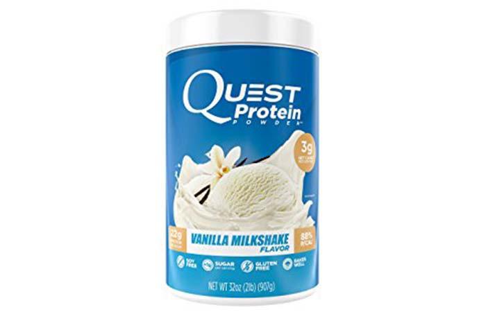 8. Quest Protein Powder