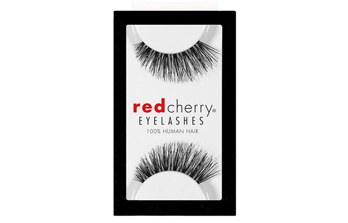 Red Cherry Lashes in #43