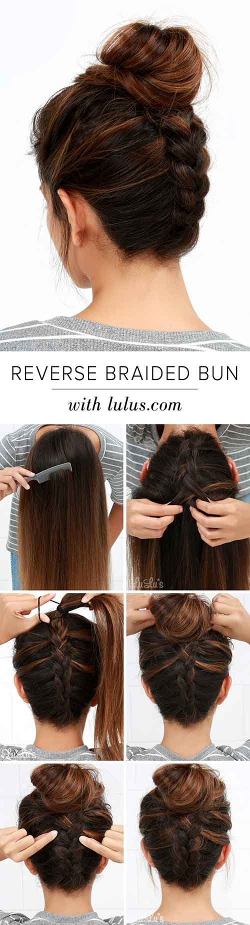 8. Reverse Braid