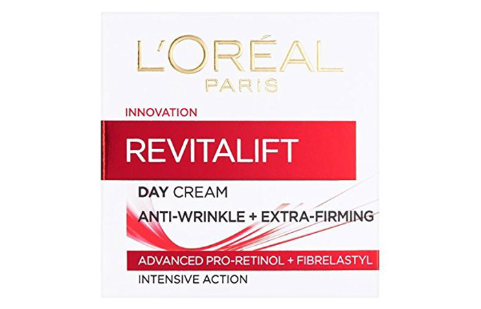 Neck Firming Creams - L'Oreal Paris Dermo-Expertise Revitalift Day Cream