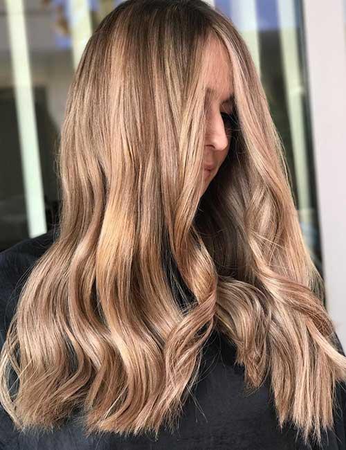 20 gorgeous light brown hair color ideas light sandy brown hair color urmus Choice Image