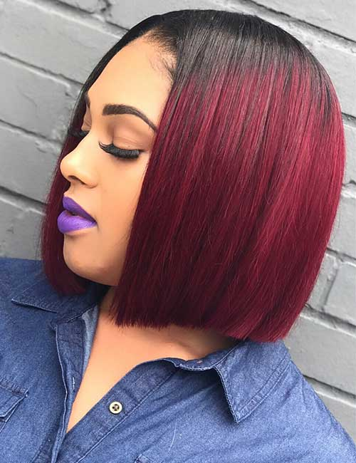 20 Creative Ways To Style Your Sew In Hair