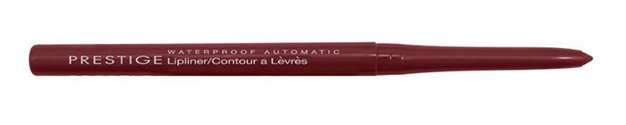 14. Prestige Waterproof Automatic Lip Liner - Best Drugstore Lip Liner