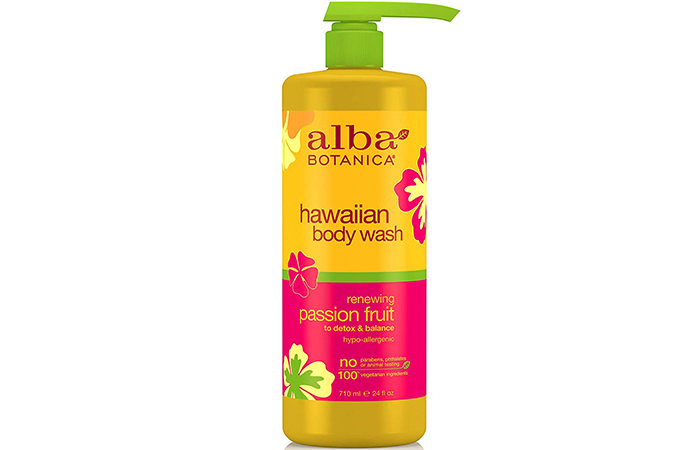 Alba Botanica Hawaiian Body Wash - Organic Body Washes