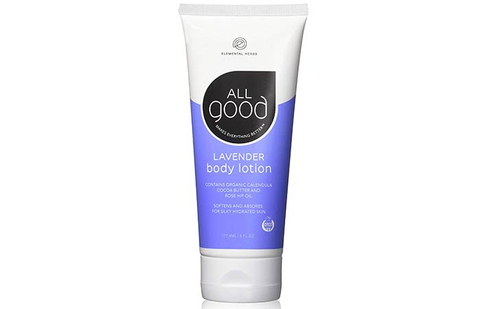 All Good Lavender Body Lotion - Cocoa Butter Lotions