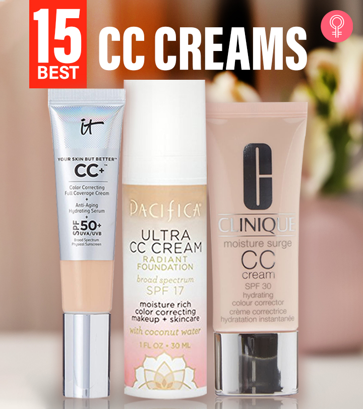 15 Best CC Creams You Need To Try In 2021