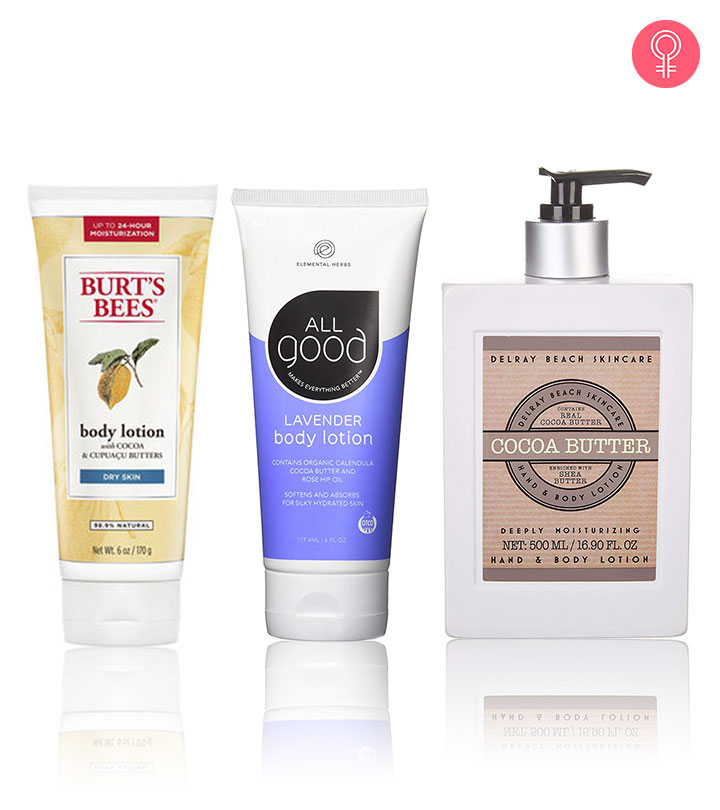 Best Cocoa Butter Lotions – Our Top 10 Picks for 2020