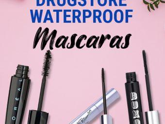 Best Drugstore Waterproof Mascaras
