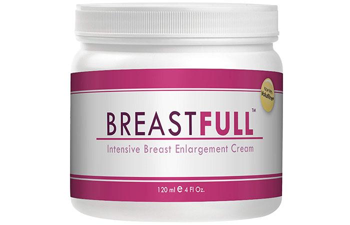 BreastFull Intensive Breast Enlargement Cream - Breast Enlargement Creams