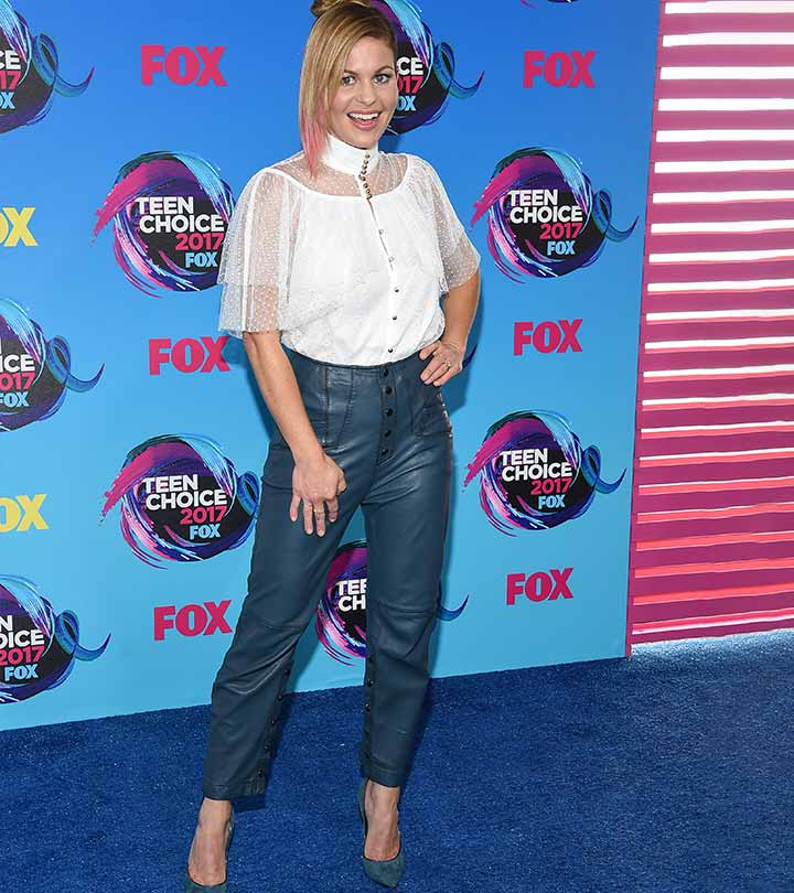 Candace Cameron Bure's Weight Loss Diet And Exercise Plan