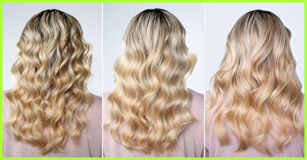 Different Types Of Curls – Curly Hair Type Guide
