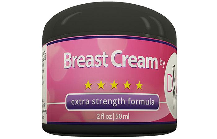 Diva Fit N' Sexy Breast Cream - Breast Enlargement Creams