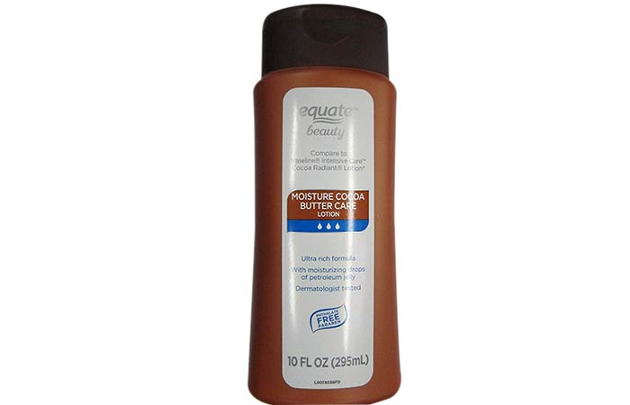 Equate Beauty Moisture Cocoa Butter Care - Cocoa Butter Lotions