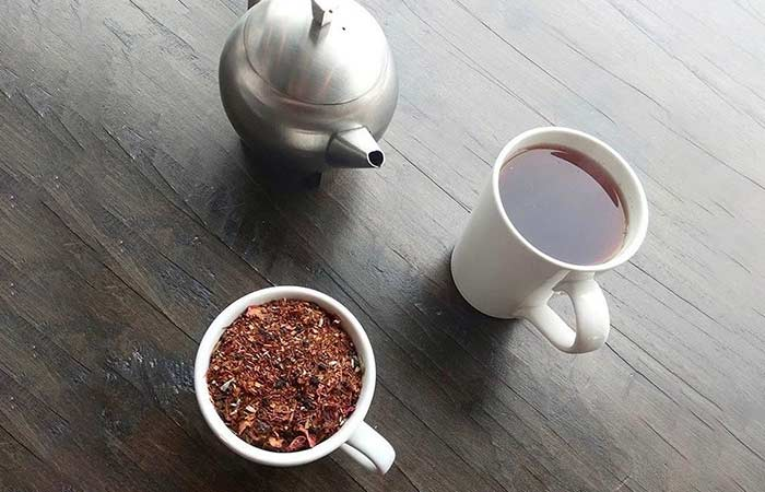 How To Brew Rooibos Tea For Weight Loss