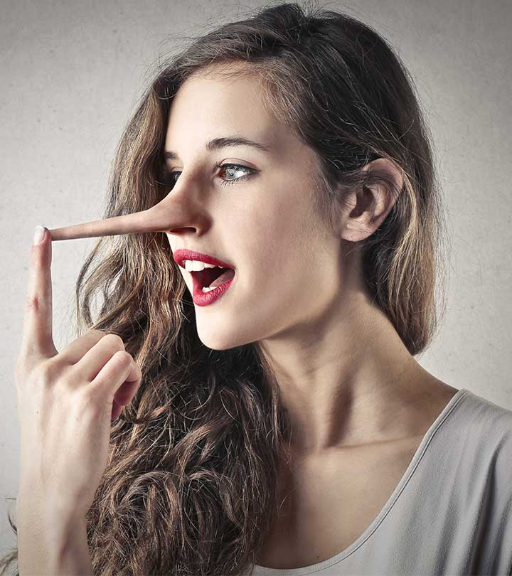 How To Recognize If A Woman Is Lying And Why She Really Does It