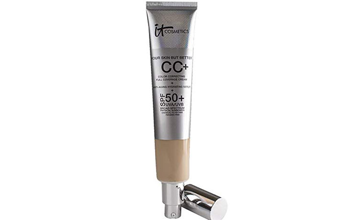 IT Cosmetics Your Skin But Better CC+ Cream - Best CC Creams