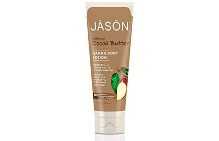 Jason Softening Cocoa Butter Hand And Body Lotion - Cocoa Butter Lotions