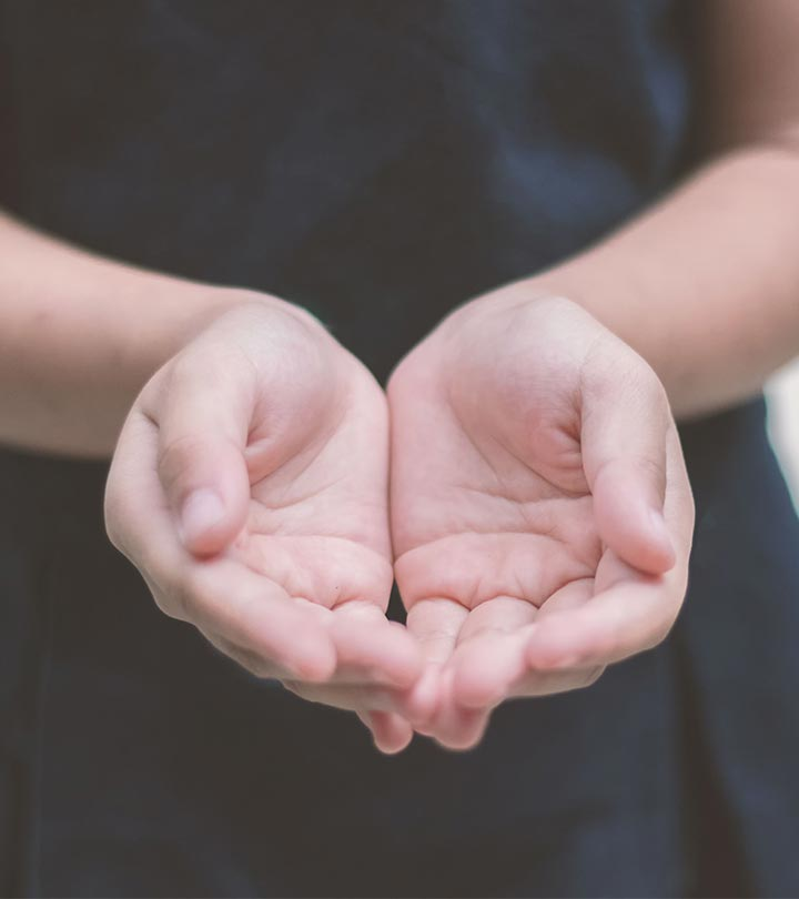 Look At Your Left Hand And Choose One That Resembles Yours!