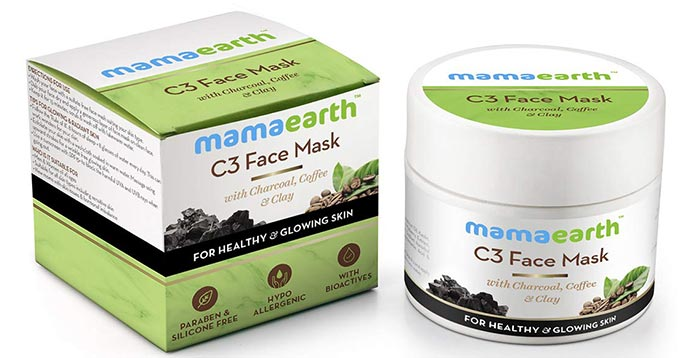 Mamaearth C3 Face Mask