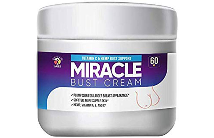 Miracle Bust Cream - Breast Enlargement Creams