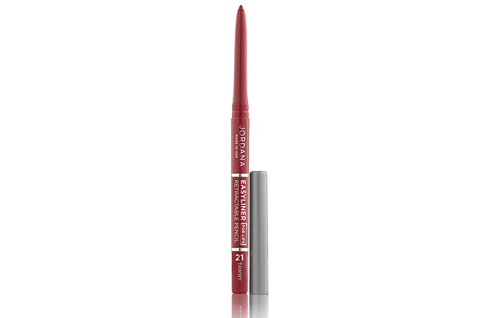15. Jordana Easyliner For Lips - Best Drugstore Lip Liner