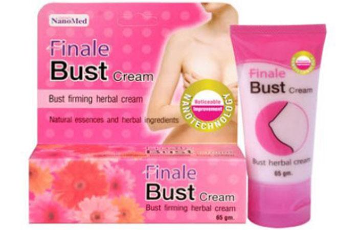 NanoMed Finale Bust Cream - Breast Enlargement Creams
