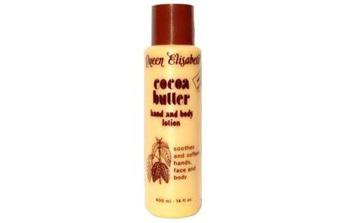 Queen Elisabeth Cocoa Butter Body Lotion - Cocoa Butter Lotions