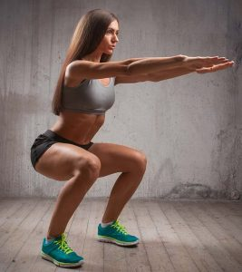 Squats 101 – How To Do Squats Properly